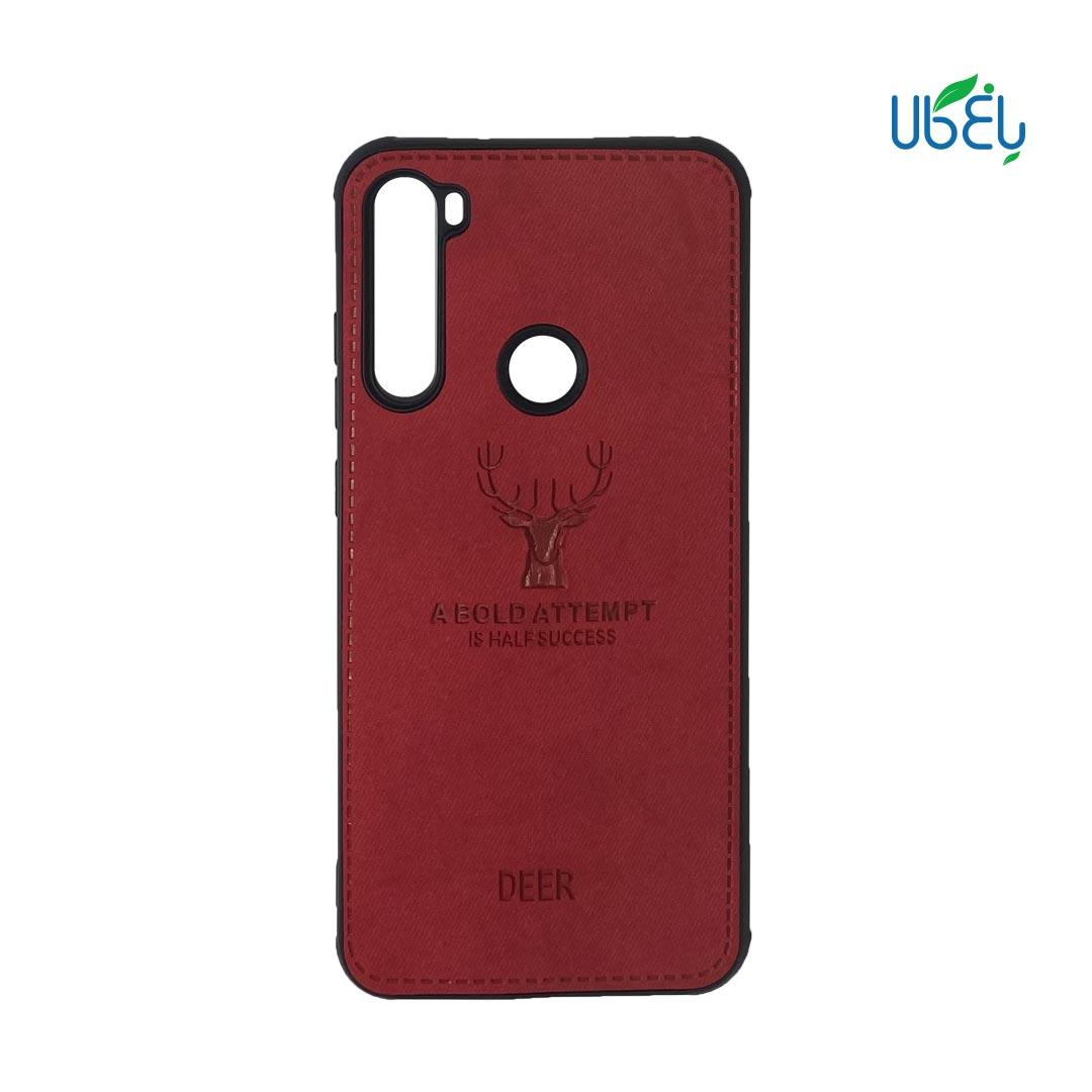 کاور طرح گوزن مدل Deer Case مناسب گوشی Redmi Note 8