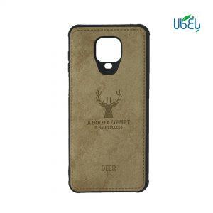 کاور طرح گوزن Note 9s کاور محافظ