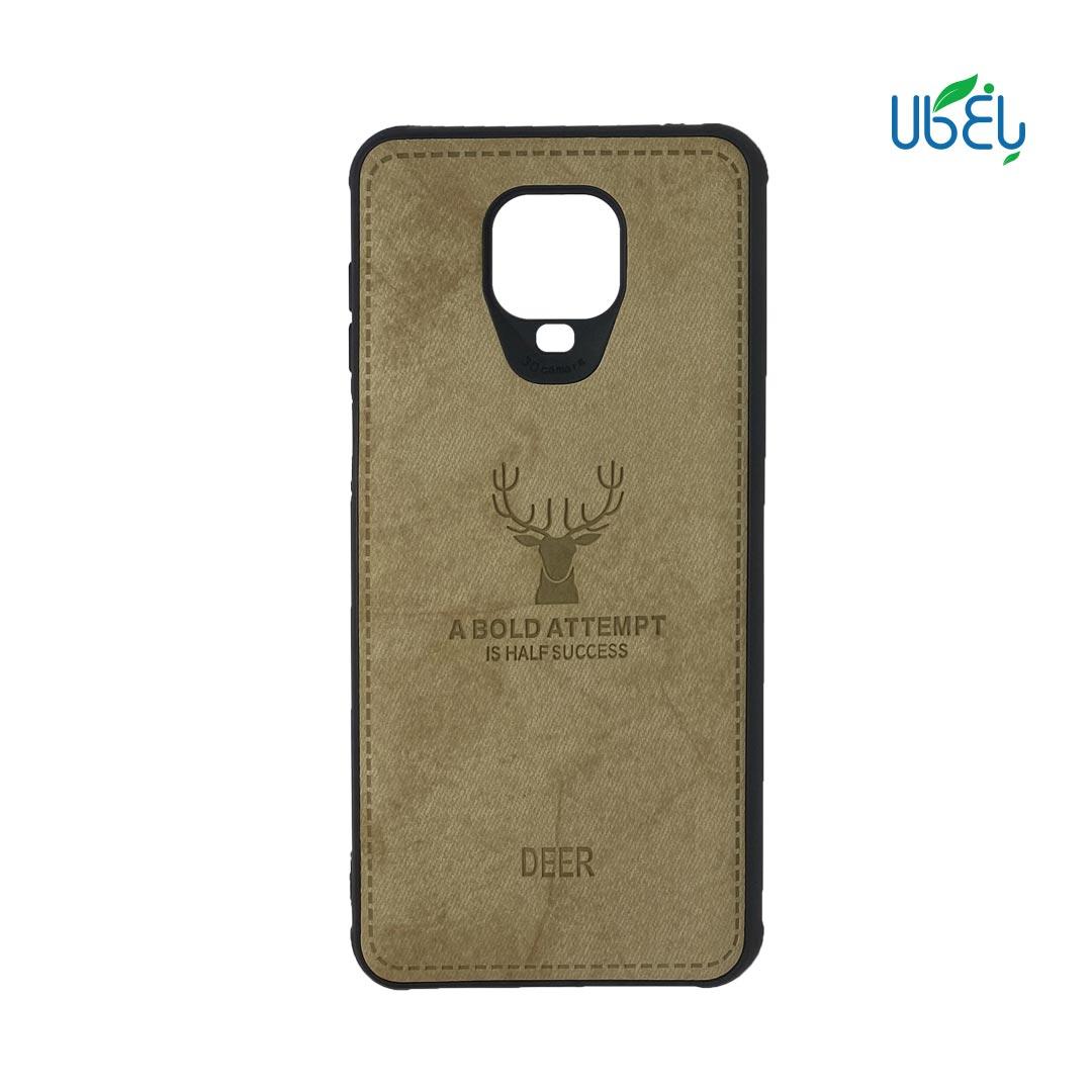 کاور طرح گوزن مدل Deer Case مناسب گوشی  Redmi Note 9S