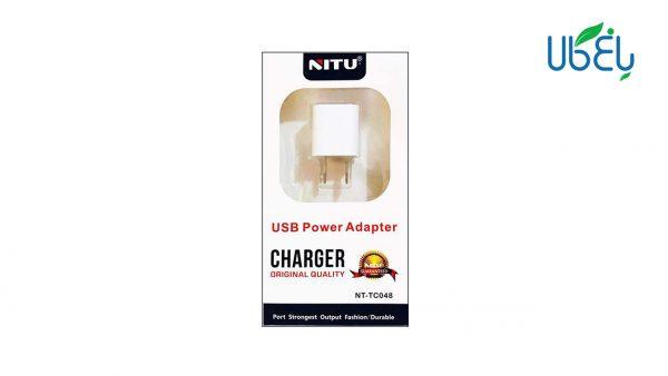 آداپتور نیتو مدل NT-TC048 مناسب گوشی های آیفون