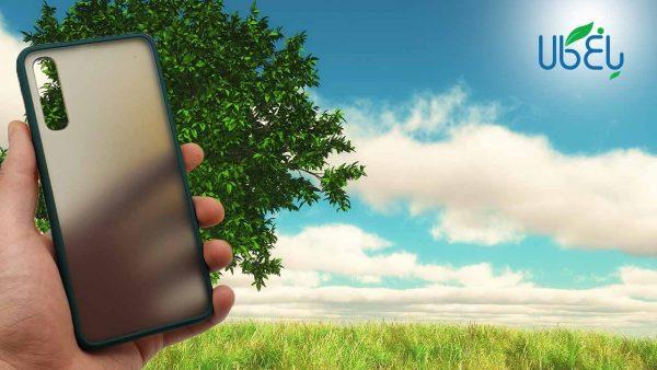 قاب پشت مات دور رنگی مناسب گوشی سامسونگ Galaxy A12