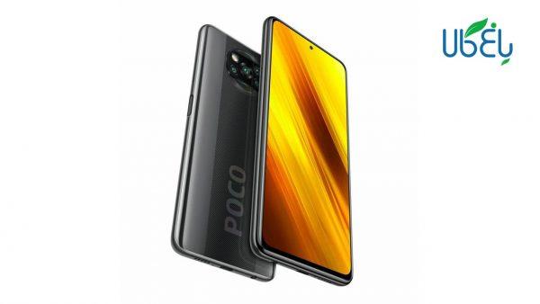 گوشی شیائومی POCO X3 NFC با ظرفیت 128/6GB دو سیم کارت