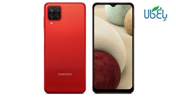 گوشی سامسونگ مدل Galaxy A12 با ظرفیت دوسیم کارت 128/4GB