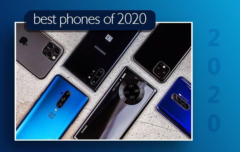 بهترین گوشی های ۲۰۲۰؛ ۱۰ هیولای دوست داشتنی که باید بشناسید