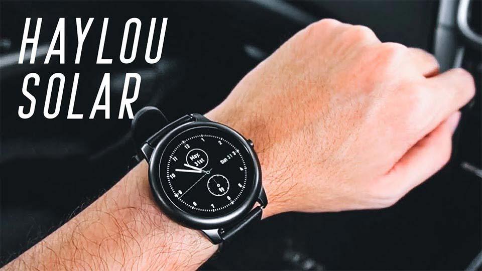 ساعت هوشمند شیائومی مدل Haylou Solar LS05