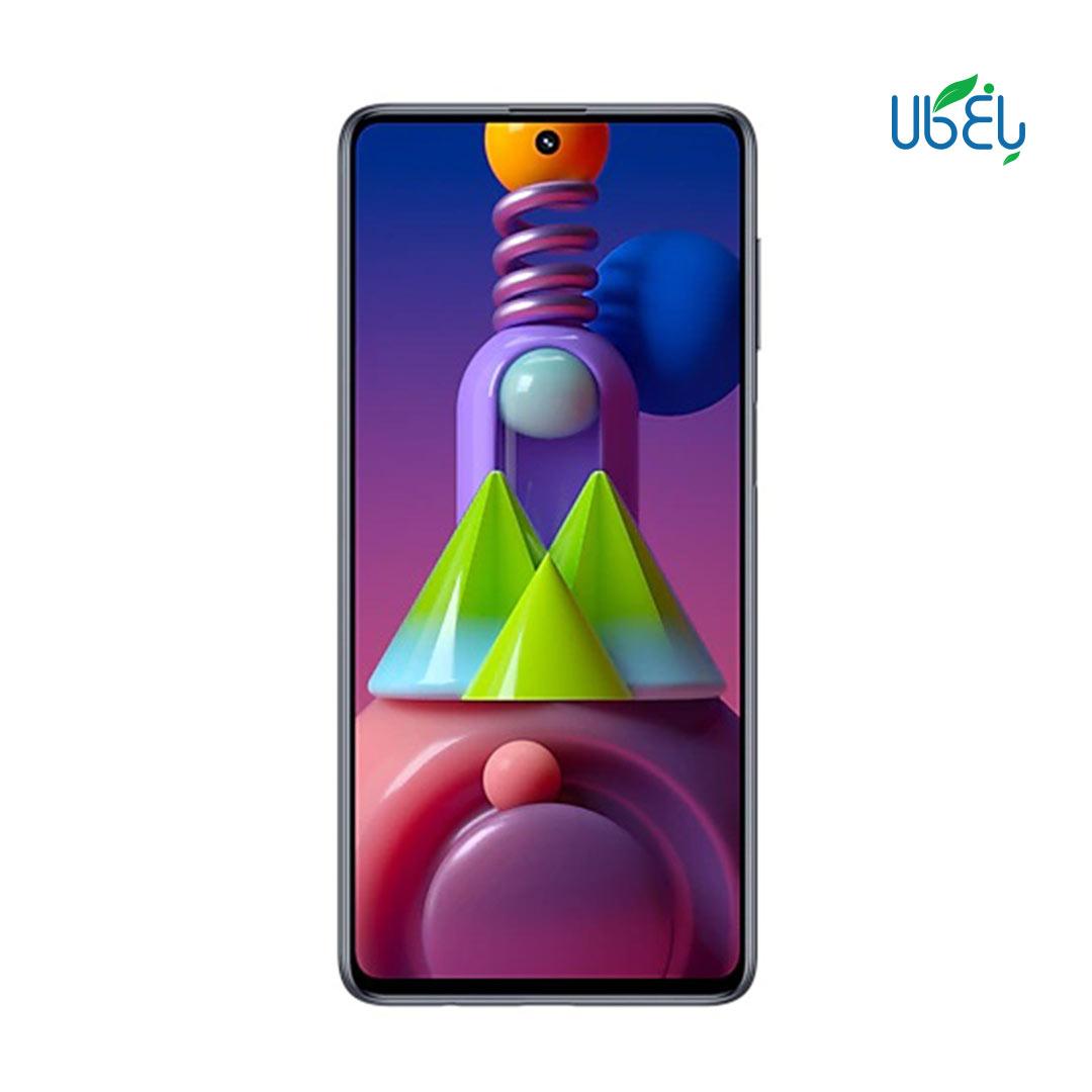 گوشی سامسونگ Galaxy M51 دو سیم کارت ظرفیت ۱۲۸/۶GB