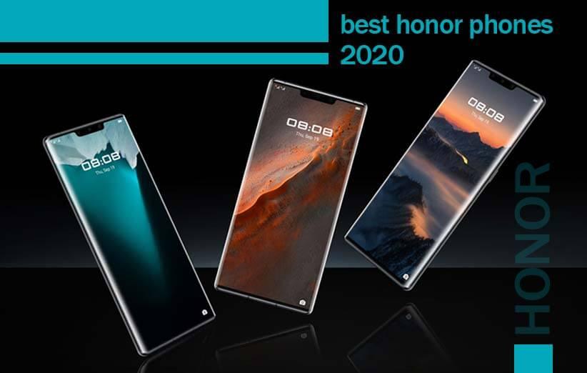 بهترین گوشی های آنر ۲۰۲۰