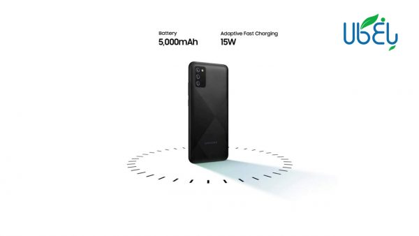 گوشی سامسونگ مدل Galaxy A02s با ظرفیت 64/4GB دوسیم کارت