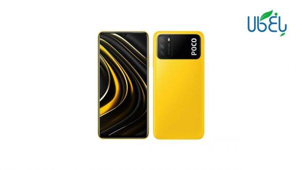 گوشی شیائومی Poco M3 ظرفیت 128/4GB دو سیم کارت