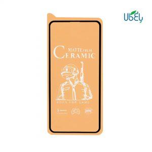محافظ صفحه نمایش مات سرامیکی گوشیهای اپل iPhone 12 Mini