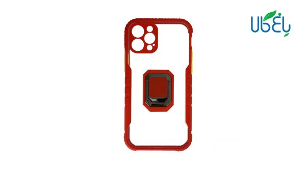 قاب مدل بتمن شفاف مناسب گوشی اپل iPhone 12 Promax