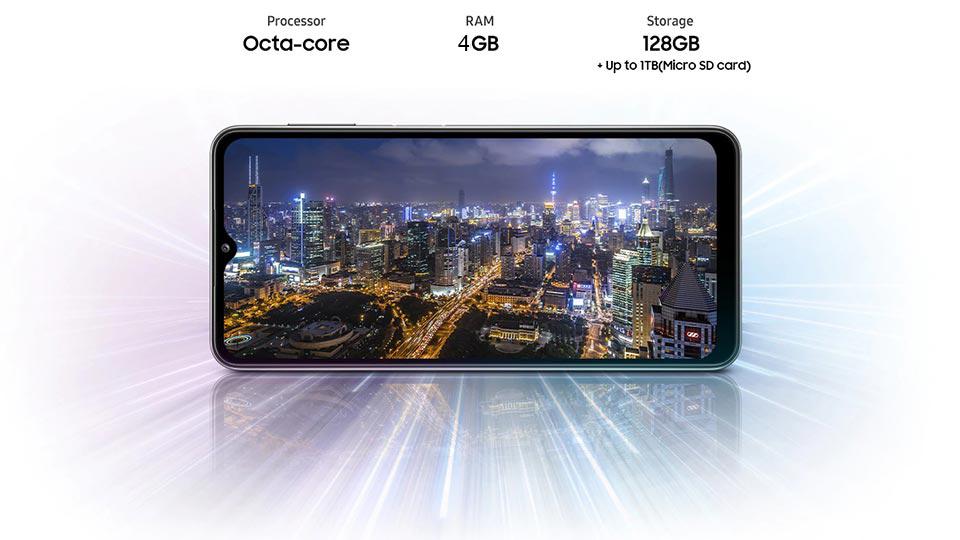 گوشی موبایل سامسونگ مدل Galaxy A32 ظرفیت 128/4GB دو سیم کارت