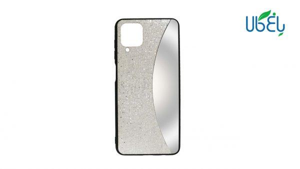 قاب اکلیلی آینهدار مناسب گوشی سامسونگ مدل Galaxy A12
