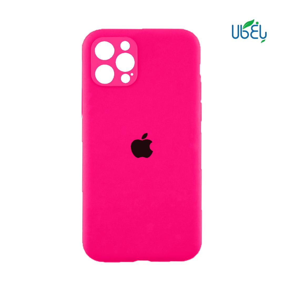 قاب سیلیکونی محافظ لنزدار Iphone 12 Promax