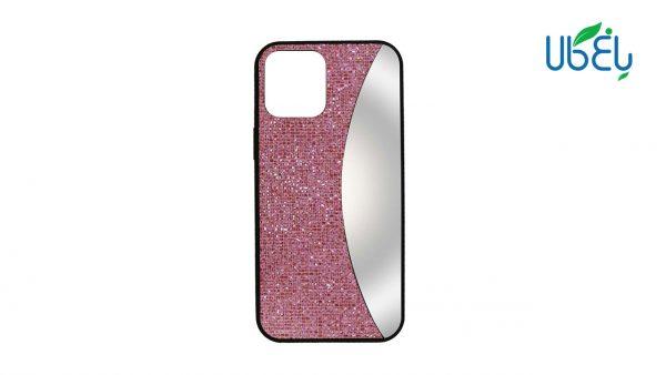 قاب اکلیلی آینهدار مناسب گوشی Iphone 12promax