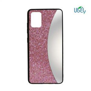 قاب اکلیلی آینهدار Galaxy A51