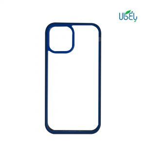 قاب شفاف دور رنگی مناسب گوشی اپل iPhone 12/12 Pro