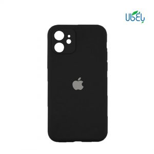 قاب سیلیکونی Iphone 12 محافظ لنزدار زیر بسته