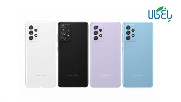 گوشی سامسونگ Galaxy A52 (5G) دو سیم کارت ظرفیت 128/6GB