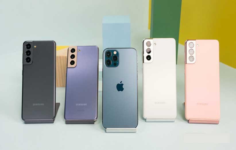 مقایسه سامسونگ گلکسی S21 و آیفون ۱۲: دو گوشی عالی، اما کدام یک برای شما مناسب است؟