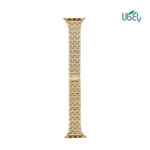 بند فلزی مدل کتکس مناسب اپل واچ 42-44 میلیمتری