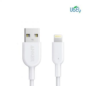 کابل تبدیل USB به لایتنینگ انکر مدل A8432H21) PowerLine II)