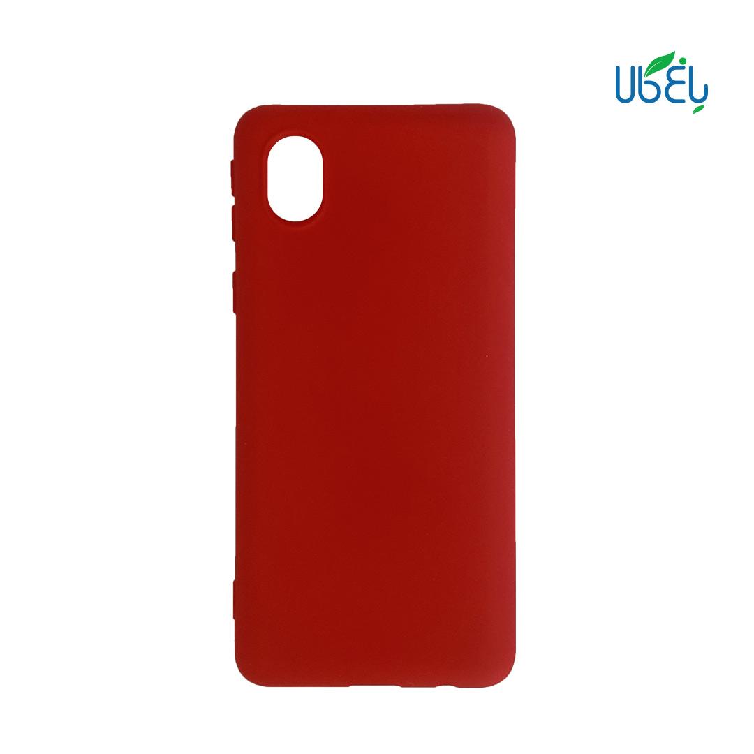 قاب سیلیکونی FASHION CASE مناسب گوشی سامسونگ مدل A01 Core