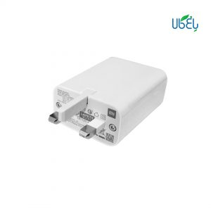 شارژر دیواری اورجینال شیائومی مدل MDY-09-EM به همراه کابل تبدیل USB-C
