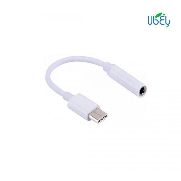 مبدل USB-C به جک 3.5 میلی متری شیائومی