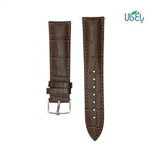 بند چرم طبیعی پوست ماری ساعت هوشمند شیائومی مناسب Haylou LS02/LS05