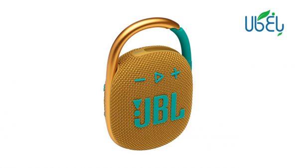 اسپیکر قابل حمل بلوتوثی جی بی ال مدل JBL waterproof BT Speaker - Clip 4