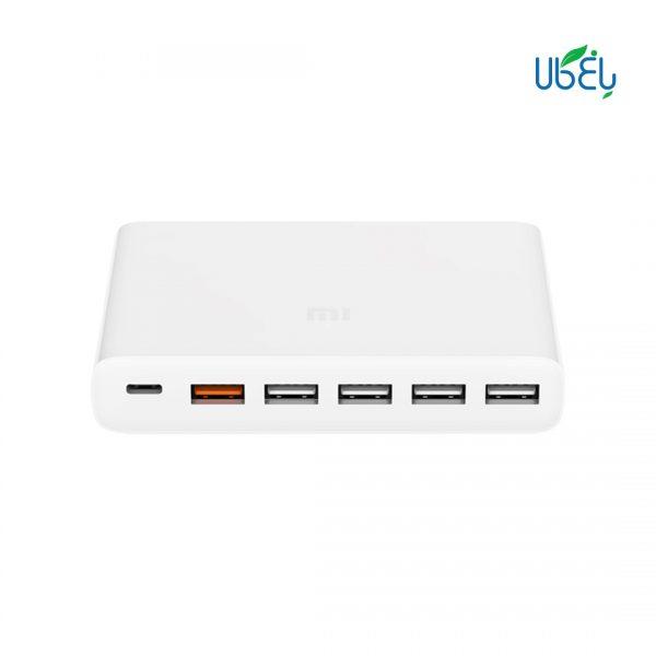 هاب 6 پورت USB شیائومی مدل CDQ06W