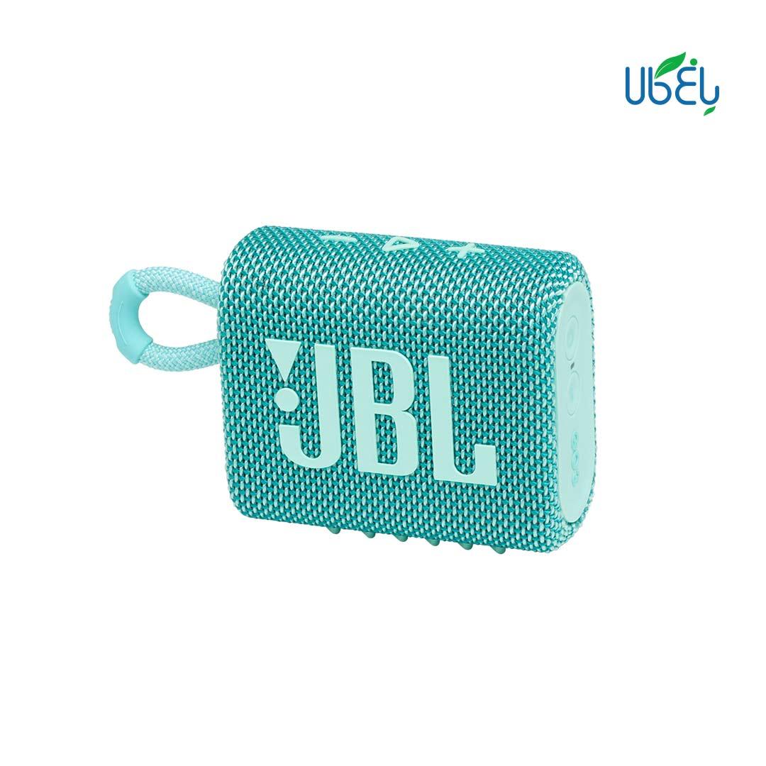 اسپیکر قابل حمل بلوتوثی جی بی ال مدل JBL Portable waterproof Speaker – GO 3
