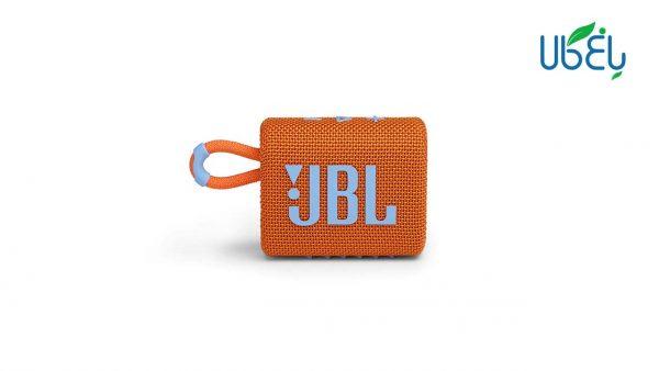 اسپیکر قابل حمل بلوتوثی جی بی ال مدل JBL Portable waterproof Speaker - GO 3
