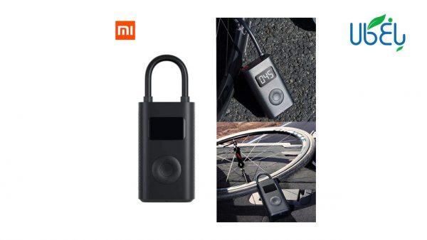 پمپ باد دیجیتال شیائومی مدل Mi Portable Electric Air Compressor