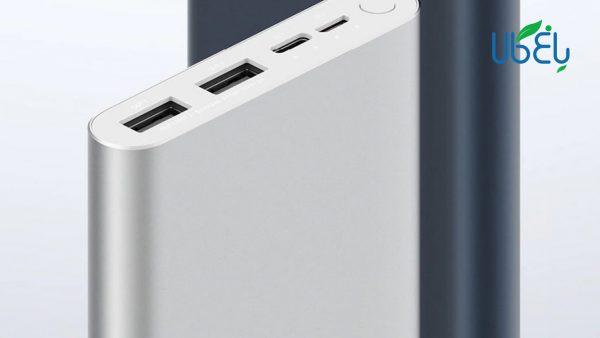 پاور بانک شیائومی ورژن 3 ظرفیت (Xiaomi Mi Power Bank 10000mah (global