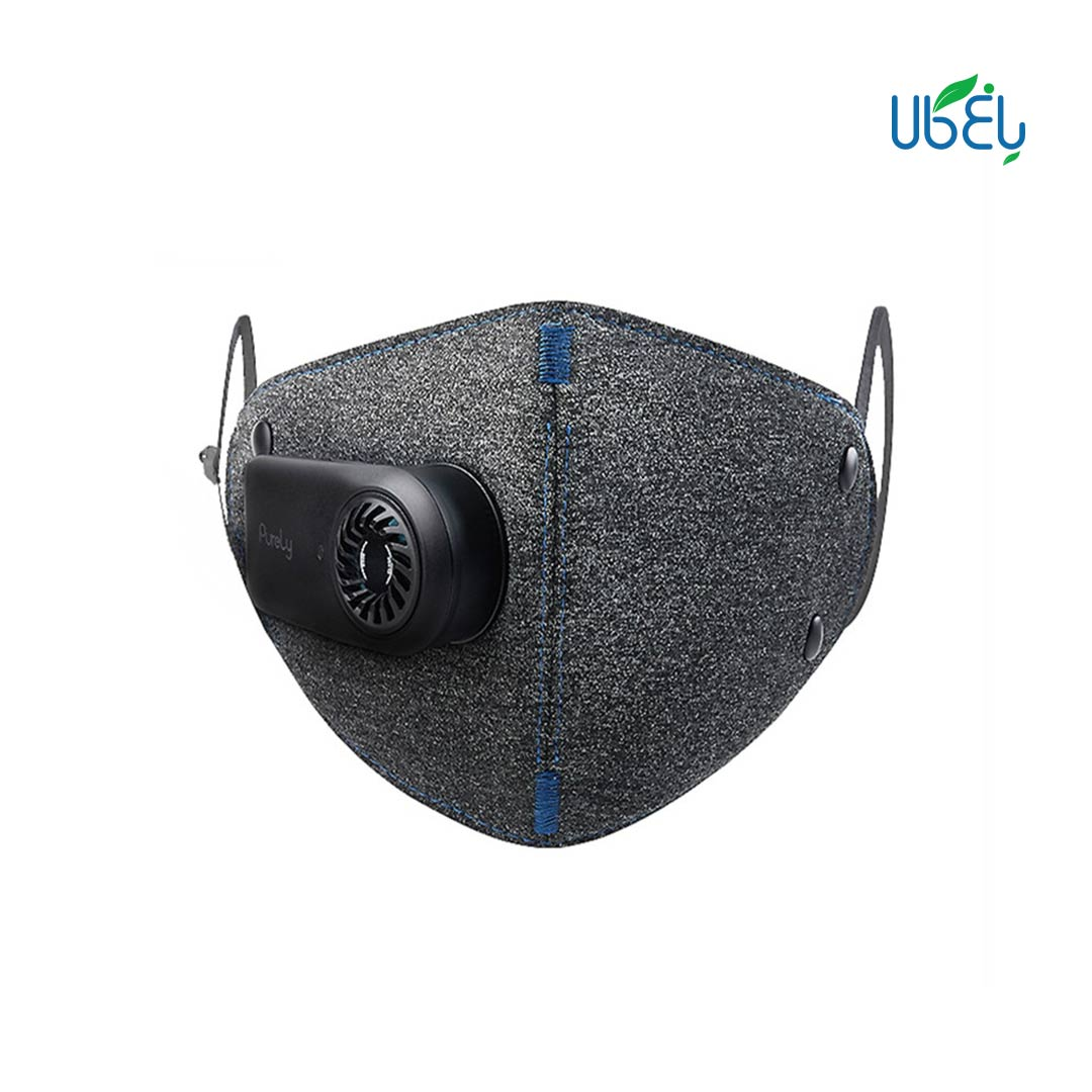 ماسک فن دار شیائومی مدل Purely AntiPollution Air Mask