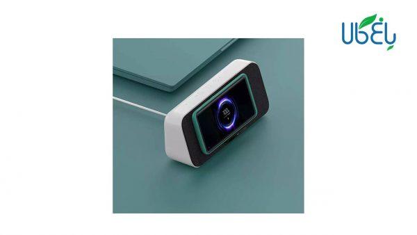 اسپیکر دو کاره بلوتوثی و شارژر وایرلس شیائومی Xiaomi mijia wireless charge BT speaker