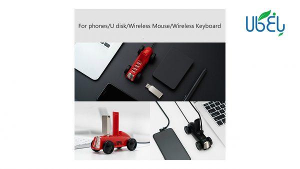 هاب 4 پورت USB کلاسیک شیائومی