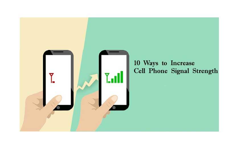 ۱۰ راه برای افزایش قدرت سیگنال گوشی