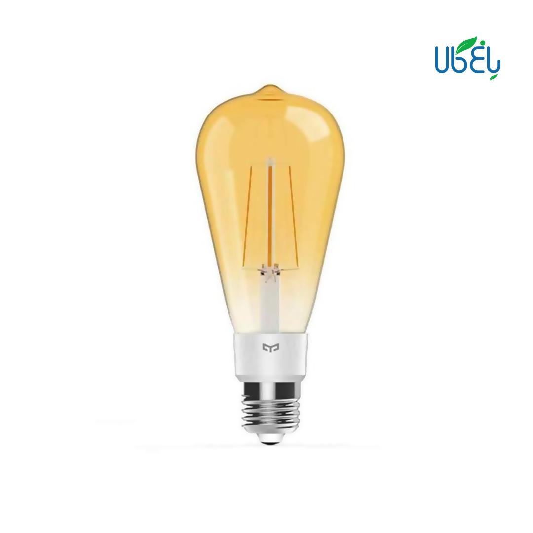 لامپ LED هوشمند Yeelight مدل Smart LED Filament Bulb YLDP23YL