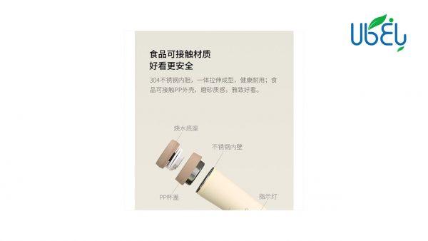 فلاسک برقی قابل حمل 17PIN مدل XLB001