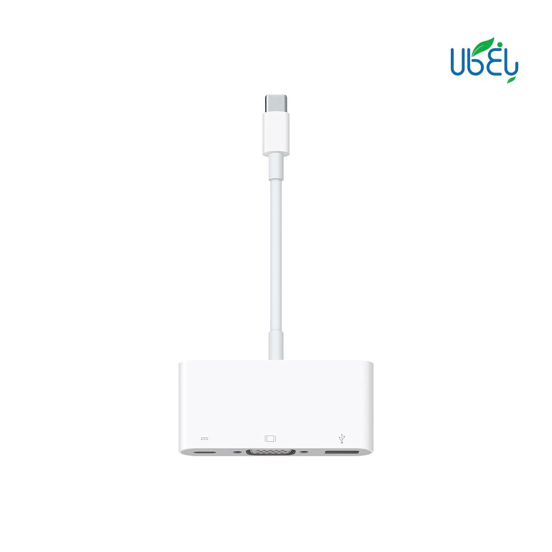 مبدل USB-C VGA Multiport Adapter اپل مدل MJ1L2AM/A