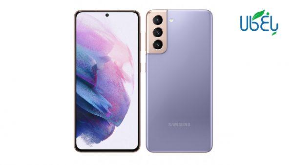 گوشی موبایل سامسونگ 5G) galaxy S21) ظرفیت 128/8GB