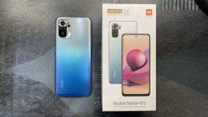 گوشی REDMI Note10s شیائومی دوسیم کارت ظرفیت 64/6GB