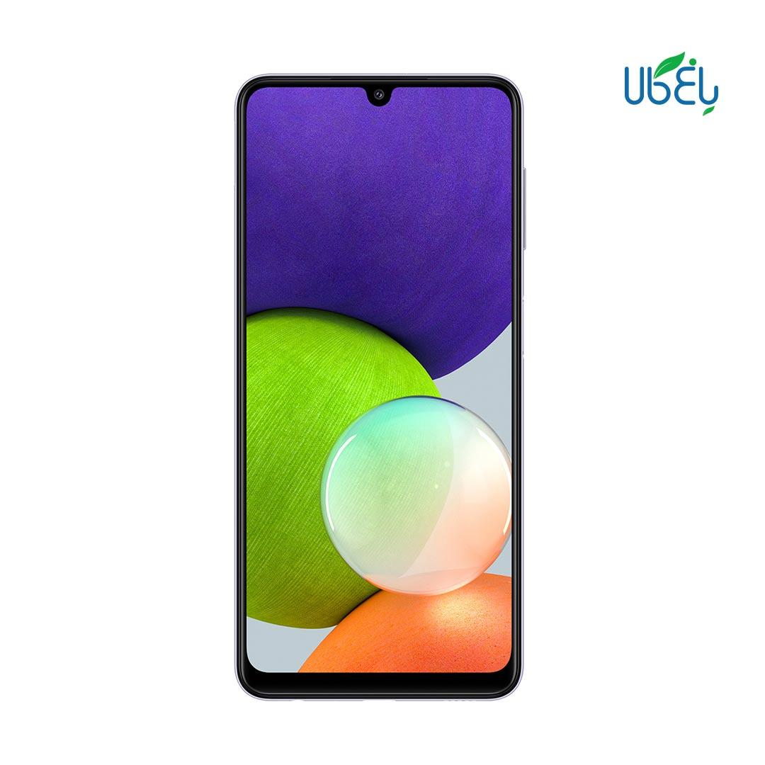 گوشی موبایل سامسونگ مدل Galaxy A22 ظرفیت ۱۲۸/۴GB