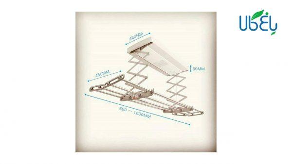 بندرخت هوشمند Balcony Dream مدل HCD-801-W