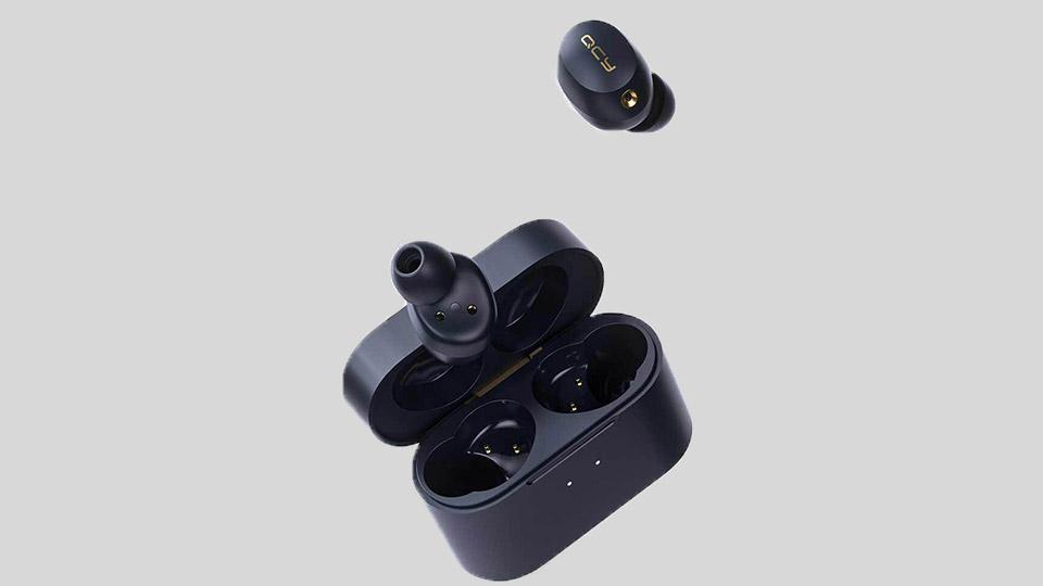 هدفون بی سیم QCY مدل HT01