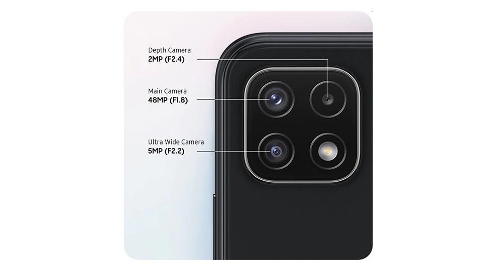 گوشی موبایل سامسونگ مدل Galaxy A22 (5G)