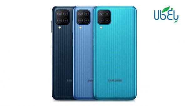 گوشی سامسونگ Galaxy M12 دوسیم کارت ظرفیت 128/4GB